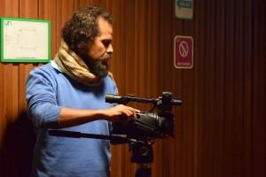 """Alexánder Múñoz DEL Taller AmbuLante de Formación Audiovisual (TAFA): Nuestro muy amoroso profesor de nuestra Escuela Audiovisual """"AniAmando"""""""