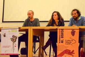 Nicolás Videla, Ojo al Sancocho y Taller AmbuLante de Formación Audiovisual (TAFA) en el conversatorio CINE SANADOR: Cuando las periferias recuperamos la voz propia