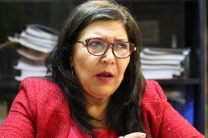 Silvia Salgado presidió desde 2017 la Comisión Ocasional Aampetra.
