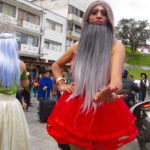 Marcha Orgullo LGBTI. Quito, julio 1 de 2018